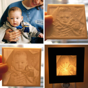 Baby Photo - Unusual Photo Gifts